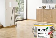 Osmo Polyx Hard Wax Oil Wood Finishes