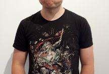 Shirt-Parade mit Peter / Editiorial-Stratege Peter wechselt seine T-Shirts - nicht ohne Grund! Jeden Tag eine neue Message, die wir gerne mit euch teilen wollen ;)