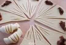 kelt kifli diótöltelékkel rozi erdélyi konyhája