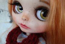 Blythe art doll Joanne