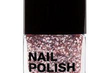 My nail polishes - H&M