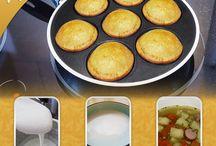 Leftover Food Magic / Find here Leftover Food Recipes