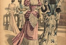 Victorian-Edwardian fashion
