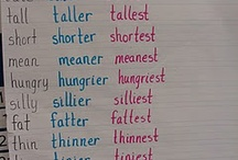 Adjectives that compare / by Christi Nix