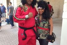 The Last Dragon Cosplayers / Pictures of Fans wearing The Last Dragon Cosplay Costumes