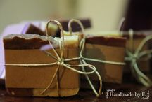 Handmade by F. soaps