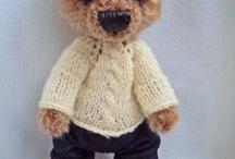 Amigurumi Bears (my toys) / my toys