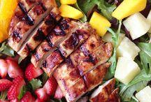 Recipes - Salads / by Gina Smart