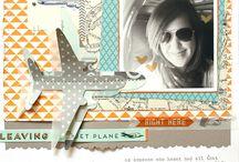 Scrapbooking/Card Making / by Allie Davis