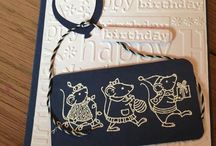 Stampin up mouse