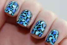 Nails / by Courtney Critchlow