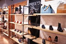 PREGO! SHOES FLAGSHIP STORE IN BUCHAREST BY GLMASHOPS / PREGO! SHOES FLAGSHIP STORE IN BUCHAREST BY GLMASHOPS