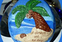 Lil' old Mom and Kat shop listings