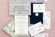 Stationery / by Stephanie from Crown and Clover