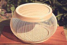 D: Objetos en Bambu