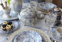 Pretty China Dishes