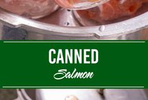 Salmon Recipes / Best Salmon and Healthy easy recipes...if you are looking for seafood meals and salmon especially, for lunch or dinner...this is the board !