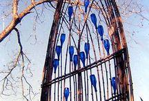 Gardening-Bottles / by Patsy Pirnat