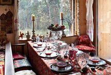russian interiors