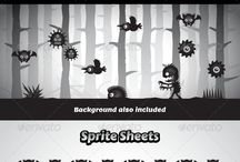 Sprites character