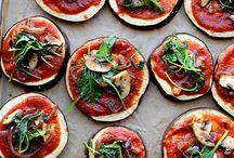 Gluten-Free Pizza Recipes / Gluten-Free Pizza Recipes | Paleo Pizza Recipes | Low-Carb Pizza Recipes
