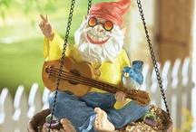 Garden - kicka** gnomes