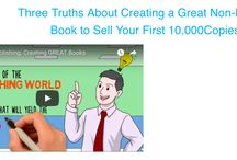 Course - Write, Publish and Sell Your First 10,000 Books