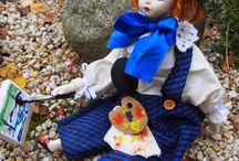 DIY dolls and dolls clothes / Handmade decorative dolls and dolls clothes