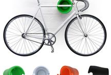 Bike storage with style / A range of elegant and innovative bike and bike accessory storage. Product range includes the HERO, ENDO, SOLO, WRAP and LOOP