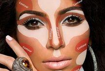 Makeup technics