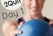 2fit 2quit / Much like 2legit... But healthier!!!! / by Jules Fischer