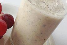 Batidos y smoothies