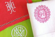 Monogrammed / by D S B