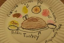 school thanksgiving / by Lacey Bastin