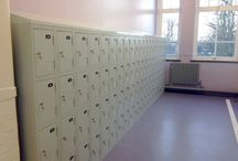 Levenshulme High School / #storage #storageExpert #locker #lockers #storagesolutions