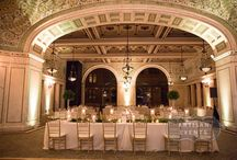 Winter White Wedding at The Cultural Center