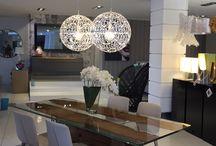 » AD Arredamenti Furniture Store « / VG furniture and lighting at AD Arredamenti, Naples, Italy.