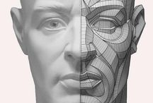 голова и лицо