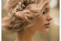 wedding hair / by Olivia Dums