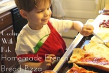 Fun With Food / Develop healthy eating habits and teach self-sufficiency all while having fun!