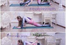 Yoga / by Lexa Boeckholt