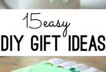~ DIY gifts ~