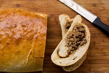 breads-pastas-sauces / by Cheryl Sigler