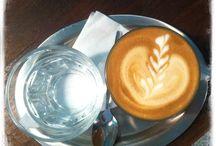 Kavárenské toulky / Kde všude jsem byla, co jsem tam jedla a zažila :-)