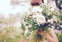 wedding flower* / フラワー / 結婚式の参考になる、ブーケ、リースブーケ、ラウンドブーケ、アーティフィシャルフラワー、ドライフラワー、生花、プリザーブドなどのトレンドやアイデアををお届けします♡