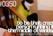 Run Motivation / by Britni Adams