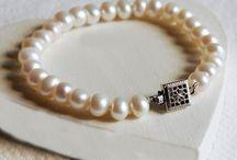Perfect Pearls / Stunning fresh water pearls at highlandangel.co.uk