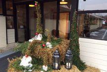 Jul 2015 / Dekorasjoner, mat og andre juleaktiviteter.