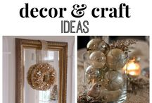 Home Decor - Dollar Store Styling / by Kal Buckles