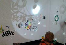 Lys/skygge/refleksjon/speil